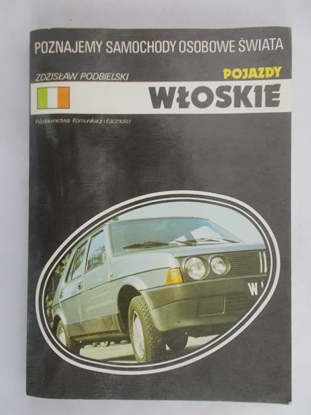 Podbielski Zdzisław - Pojazdy włoskie