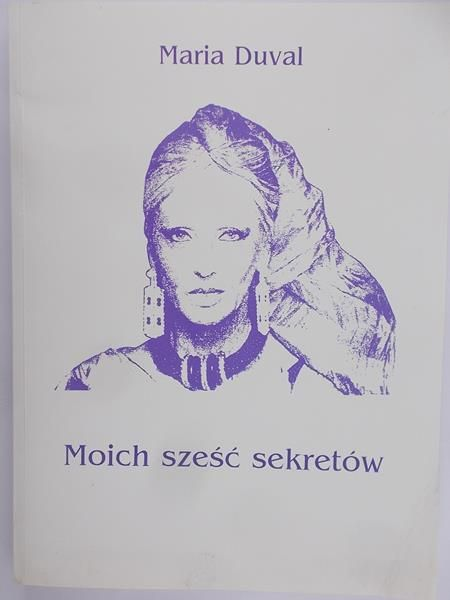 Duval Maria - Moich sześć sekretów