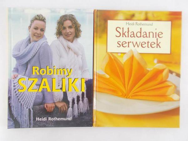 Rothemund Heidi - Robimy szaliki/Składanie serwetek