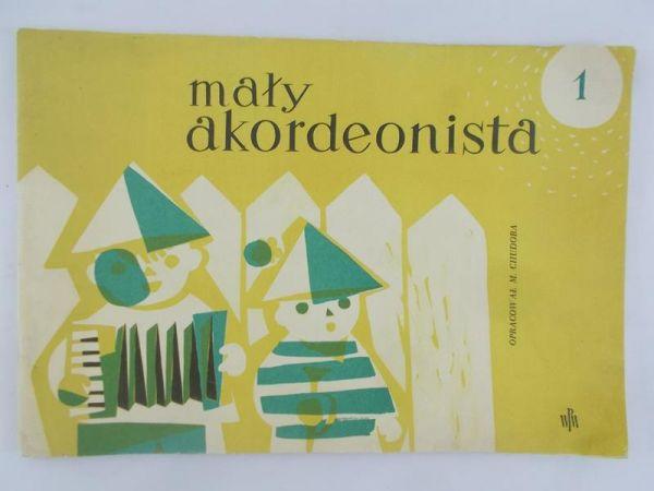 Chudoba Mieczysław - Mały akordeonista, Nuty
