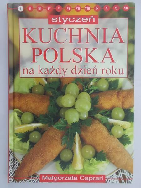 Caprari Małgorzata - Luty: Kuchnia polska na każdy dzień roku