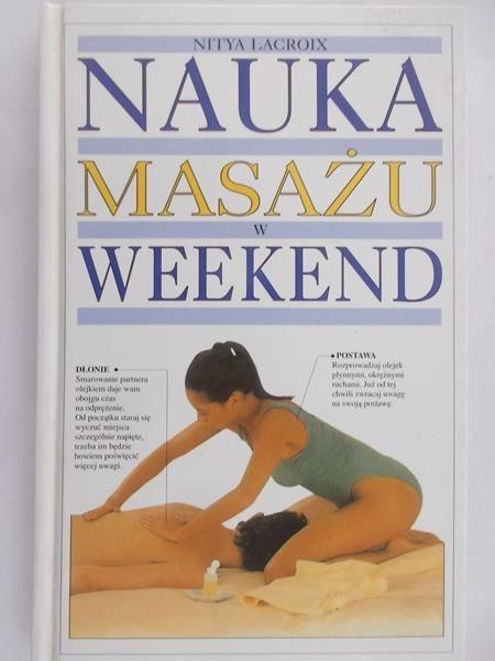 Lacroix Nitya - Nauka masażu w weekend