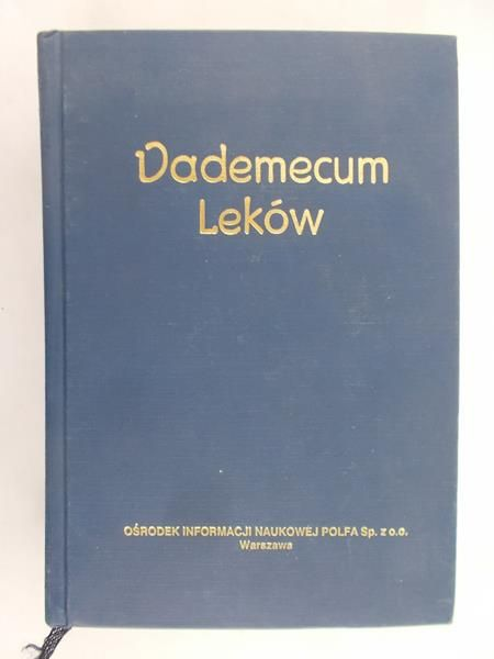 Sieradzka Renata (red.) - Vademecum Leków