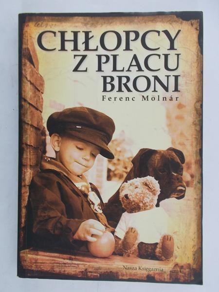 Molnar Ferenc - Chłopcy z placu broni