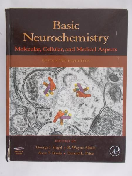 Siegel George J. - Basic neurochemistry. Molecular, cellular and medical aspects + CD
