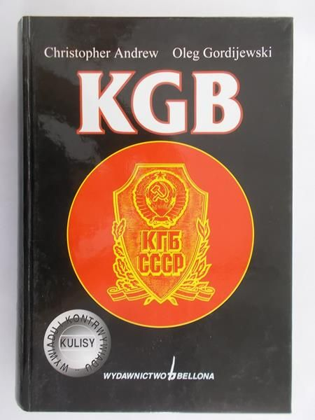 Andrew Christopher - KGB