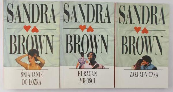 Brown Sandra Zakładniczka śniadanie Do łóżka Huragan
