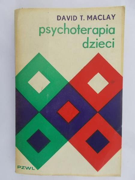 Maclay David T. - Psychoterapia dzieci