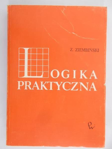 Ziembiński Zygmunt - Logika praktyczna