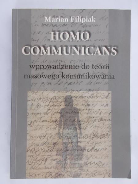 Filipiak Marian - Homo communicans