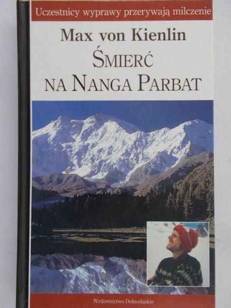 von Kienlin Max - Śmierć na Nanga Parbat