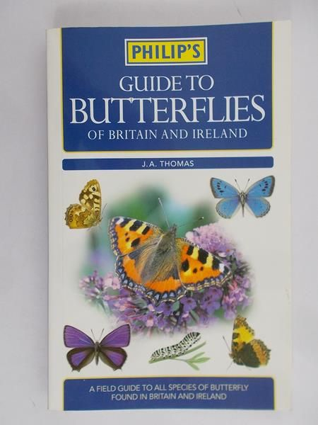 Thomas Jeremy - Guide to Butterflies of Britain and Ireland