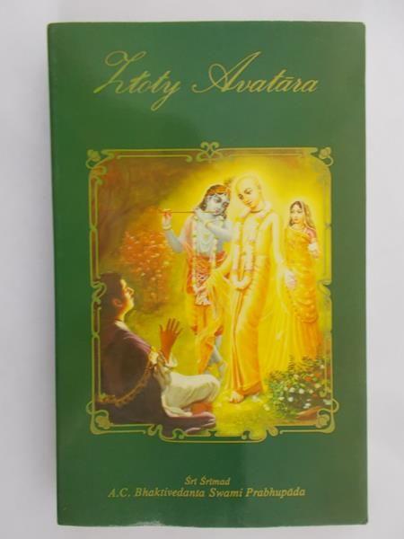 Sri Srimad  A.C. Bhaktivedanta Swami Prabhupada - Złoty Avatara
