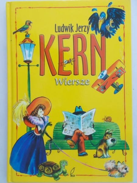 Kern Ludwik Jerzy - Wiersze