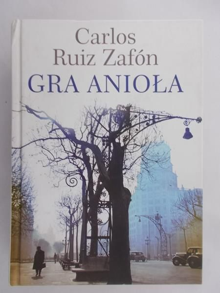 Zafon Carlos Ruiz - Gra anioła