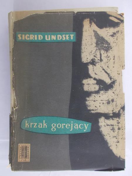 Undset Sigrid - Krzak gorejący