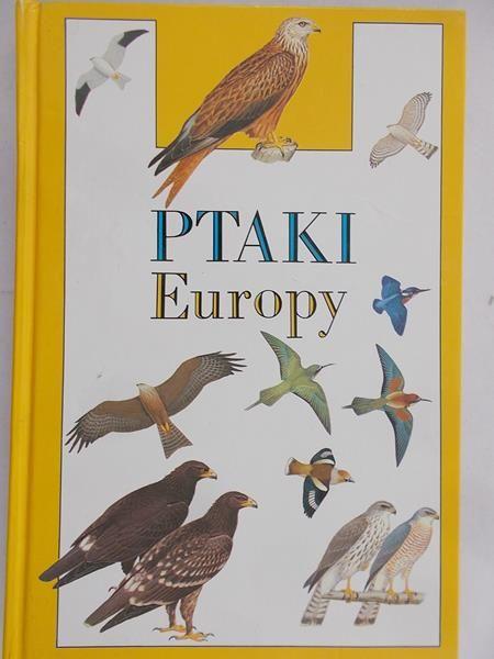 Czarnecki Zygmunt - Ptaki Europy