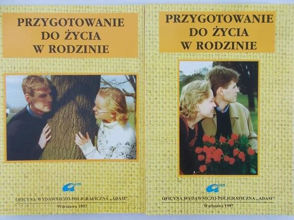 Ostrowska K. (red.) - Przygotowanie do życia w rodzinie, część I-II