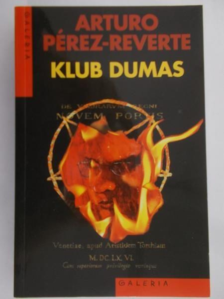 Perez-Reverte Arturo - Klub Dumas