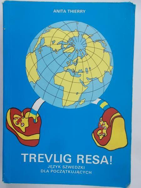 Thierry Anita - Trevlig Resa! Język szwedzki dla początkujących