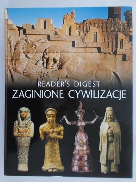 Fronczak Jacek (red.) - Zaginione Cywilizacje