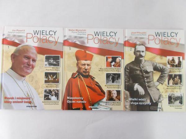 Wielcy Polacy I, II, V