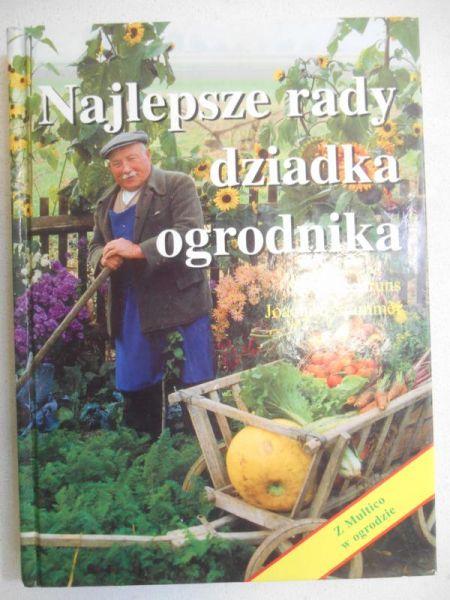 Bruns Susanne - Najlepsze rady dziadka ogrodnika