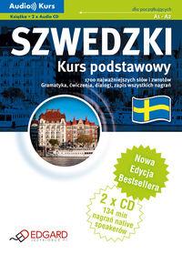 Szwedzki Kurs podstawowy + CD