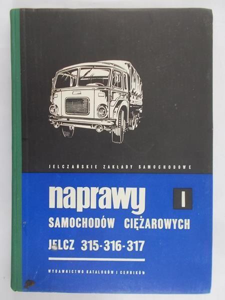 Sawicki Jerzy - Naprawy bieżące,średnie i drobne samochodów ciężarowych Jelcz 315-316-317