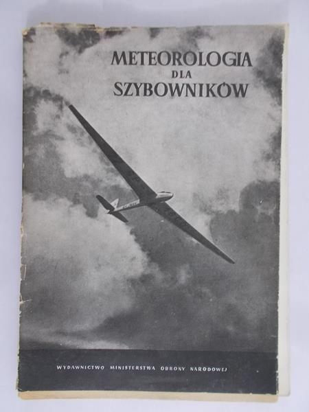Teich Martin - Meteorologia dla szybowników