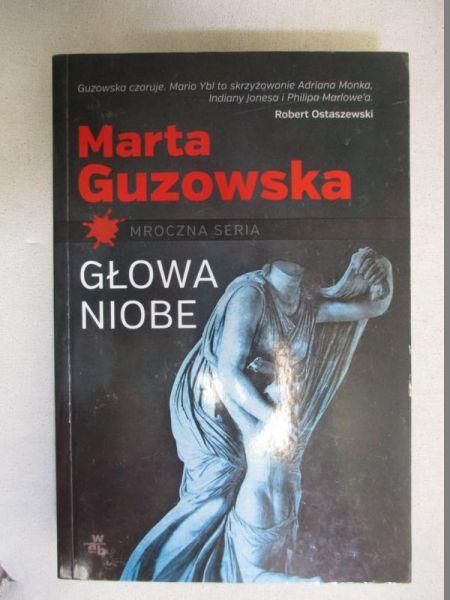 Guzowska Marta - Głowa Niobe, Nowa