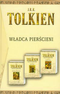 Tolkien John Ronald Reuel - Władca Pierścieni Pakiet, Nowa