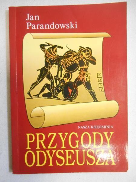 Parandowski Jan - Przygody Odyseusza