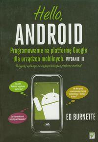 Burnette Ed - Hello Android