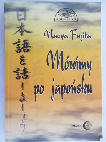 Fujita Naoya - Mówimy po japońsku + CD