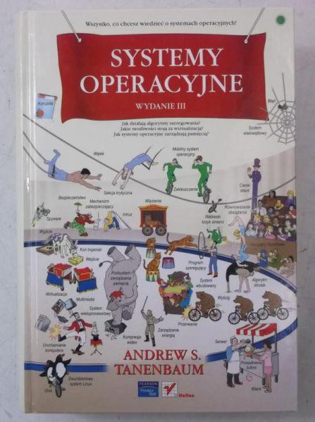 Tanenbaum Andrew - Systemy operacyjne