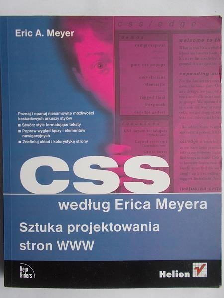 Meyer Eric A. - CSS według Erica Meyera