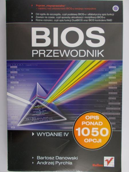 Danowski Bartosz - BIOS. Przewodnik