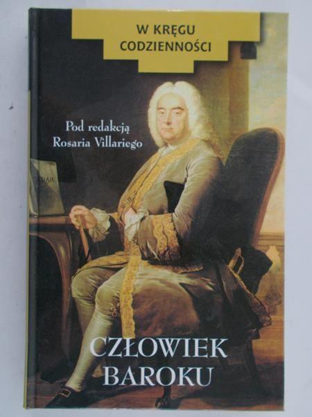 Villari Rosario (red.) - Człowiek baroku