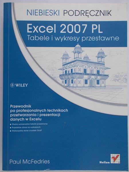 Paul McFedries - Excel 2007 PL