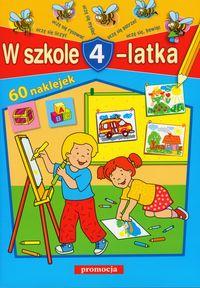 W szkole 4-latka