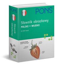 Archambault Ariane - Pons Słownik obrazkowy polski włoski