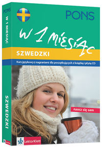 Paulsson Margareta - Szwedzki w 1 miesiąc + CD