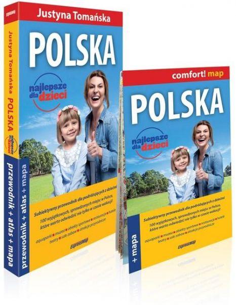 Tomańska Justyna  - Polska. Najlepsze dla dzieci