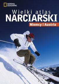 Praca zbiorowa - Wielki atlas narciarski: Niemcy i Austria