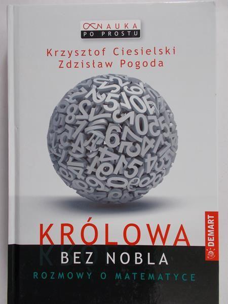 Ciesielski Krzysztof - Królowa bez Nobla