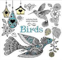 Kolorowanka antystresowa Birds