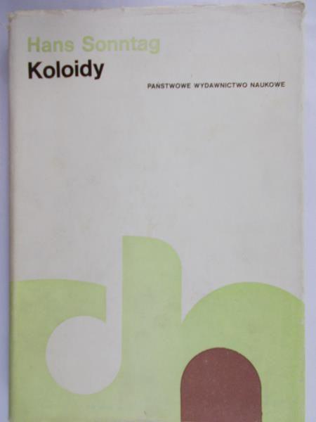 Sonntag Hans - Koloidy