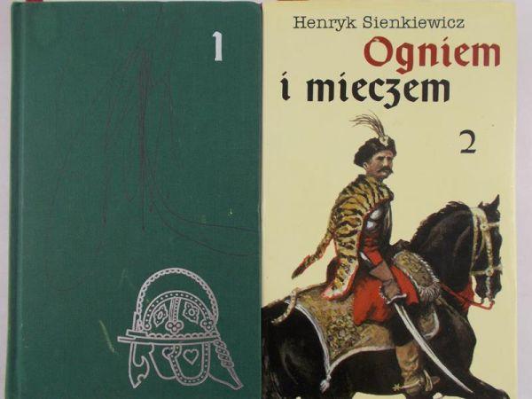 Sienkiewicz Henryk - Ogniem i mieczem, 2 Tomy