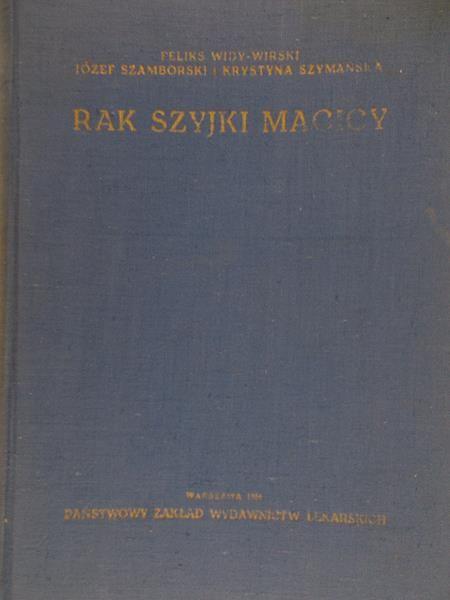 Widy-Wirski Feliks - Rak szyjki macicy